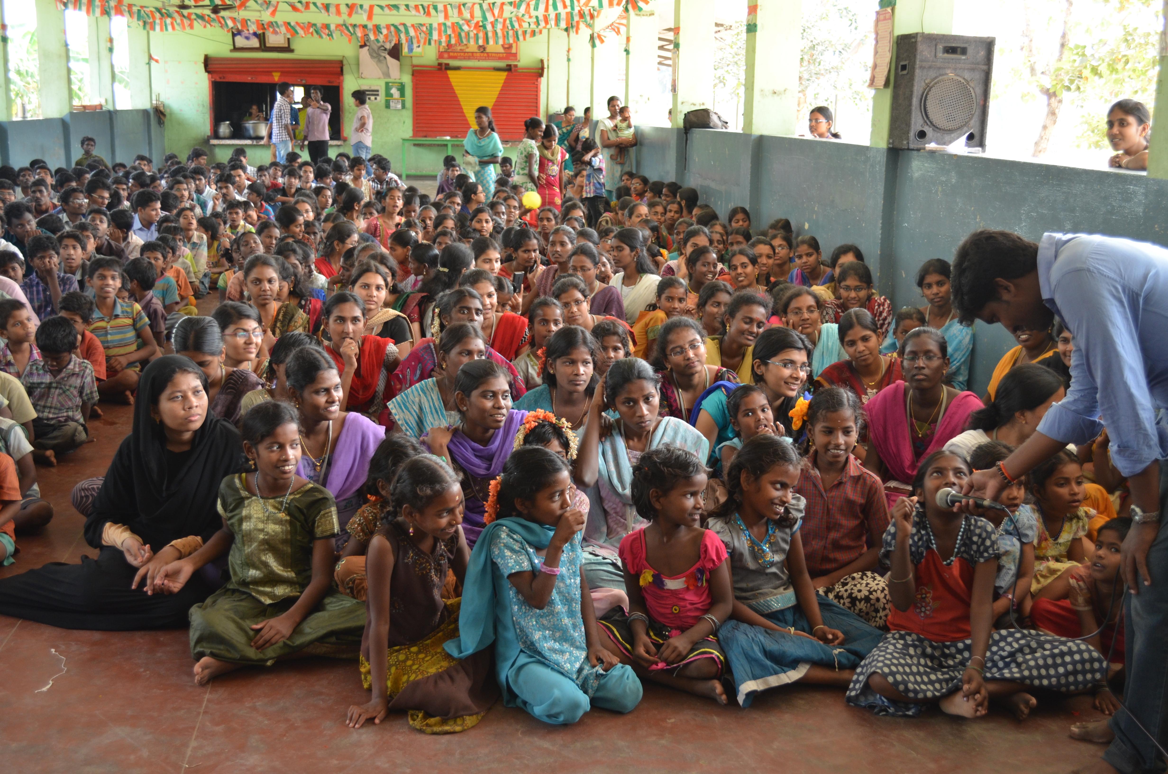 YRC Orphanage Visit