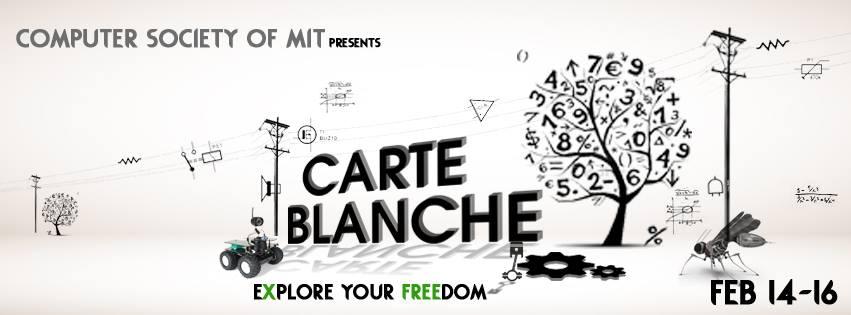 Carte Blanche'14