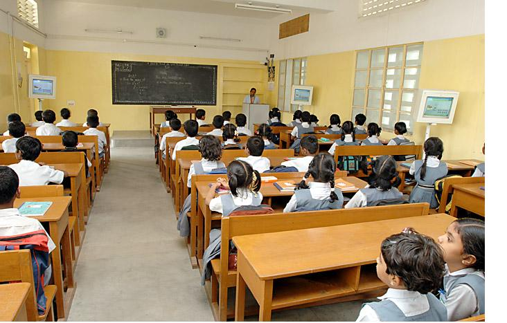 The 'Rotten' Indian education system