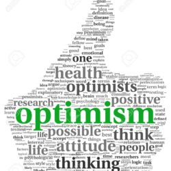 18173631-optimism-concept-in-word-tag-cloud-of-thumb-up-symbol-stock-photo