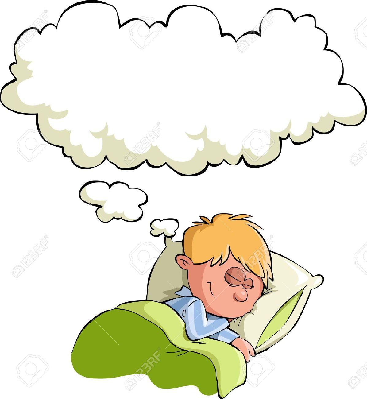 12356572-the-boy-has-a-dream-vector-illustration-stock-vector-sleeping-cartoon-boy